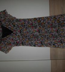 ZARA haljina cvjetnog dezena vel.M