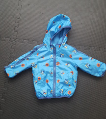 Proljetno jesenska jakna za bebe