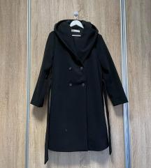 Novi Zara kaput s kapuljačom