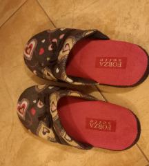 Tople papuče 36-37