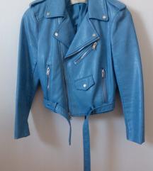 Zara M motoristička jakna od umjetne kože
