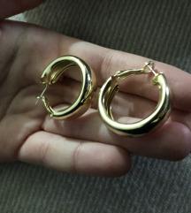 NOVI zlatni ringovi nenoseni