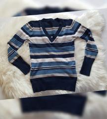 Kao novi mekani pulover (elastin, viskoza)