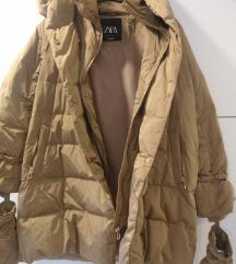Zara zlatna jakna