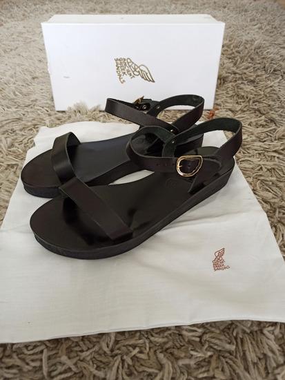 Ancient Greek nove kozne sandale
