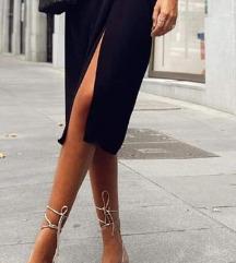 Zara pareo suknja S