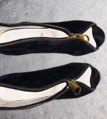 Cipele samo probane