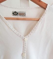 Majica kratkih rukava na gumbiće