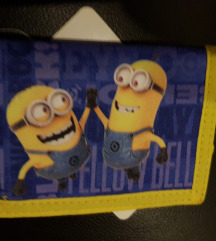 Minions 2 novčanika