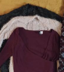 Lot zimske odjeće S/M