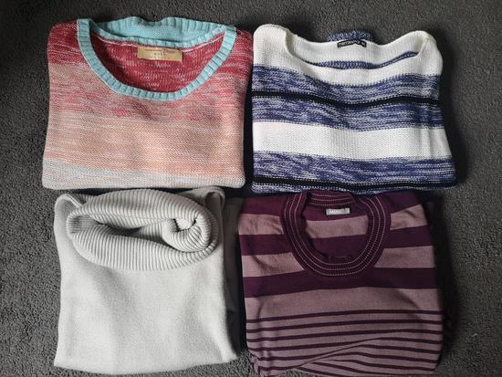 RASPRODAJA-LOT 4 pulovera