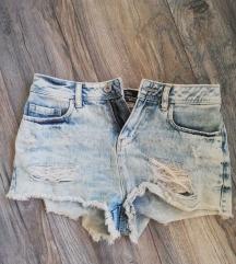 Vruće traper hlačice
