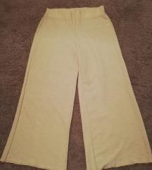 Strukturirane zara suknja-hlače