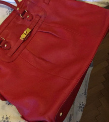 Marella koralj crvena torba