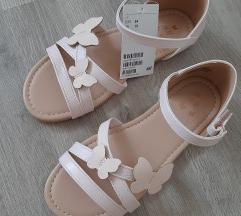 Snižene!60kn!!!!!H&M sandale 34