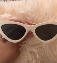 Cateye sunčane naočale sa pt.