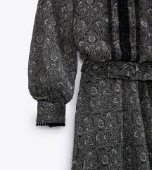 Zara haljina s remenom