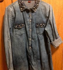 Traper košulja sa perlicama
