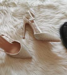 Novo*sandale sa šljokicama* POPTARINA UKLJUČENA
