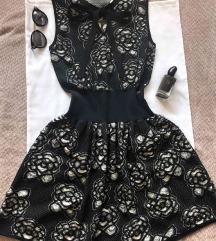 Rezz 4500 % Chanel haljina ORIGINAL NOVA TOP