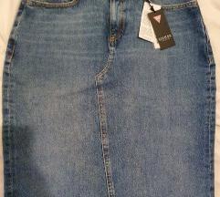 Guess traper suknja