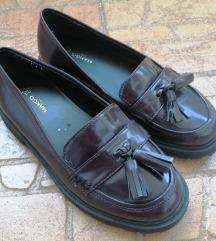 Mango tamnoljubičaste cipele