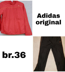 Samo danas 155kn💗 Adidas original komplet 36