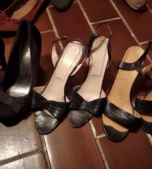 Lot salonke i sandale br 38 ug 24.5
