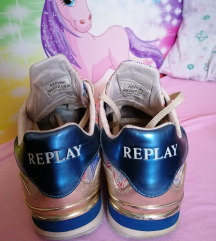 REPLAY RP WILLWOOD P BLUE tenisice