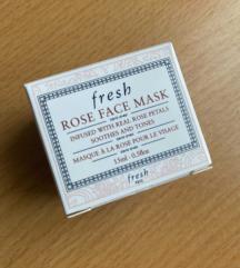 Fresh Rose maska za lice - travel size