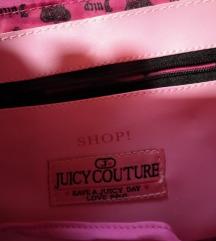 Juicy Couture pink torba