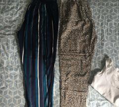 Ljetne hlače s etiketom