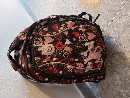 2 u 1 ruksak za školu
