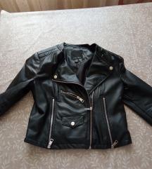 Amishu kožna jakna