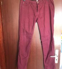Bordo Mana hlače