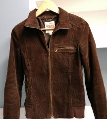 Smeđa samt jaknica MNG