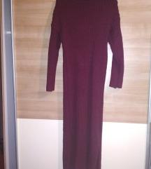Vunena midi haljina -100kn s postarinom