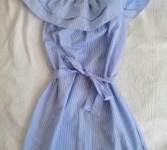 Plavo bijela haljinica 🌊