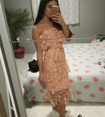 ASOS NOVA haljina s etiketom + Tisak