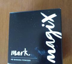 Mark Magix puder u prahu banana