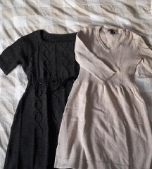 Tunike Mango i siva NN+ Zara vesta poklon