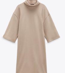 Zara basic haljina/tunika NOVO