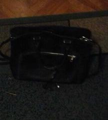 Kozna torba crna
