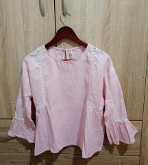 New Yorker roza bluza - NOVA 🎁