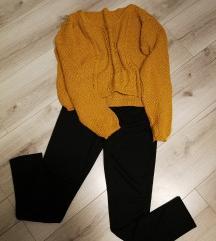 Hlače i pulover