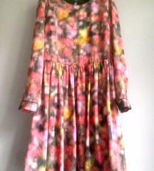 Mulberry svilena haljina