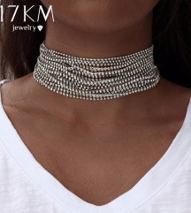 Ogrlica uz vrat