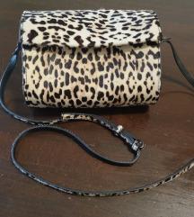 Nova kožna leopard torba
