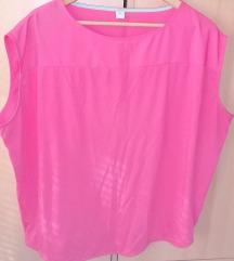 Roza majica - poštarina u cijeni