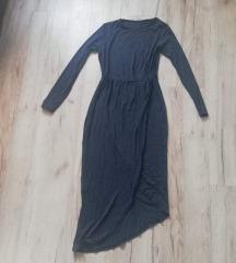 Haljina tamno plava